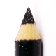 <b>BYS Kohl Eye Liner Pencil - Black/Silver Glitter</b>